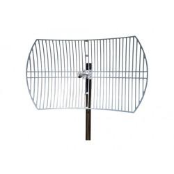 [現貨供應] 5GHz 30dBi戶外網狀拋物面天線(TL-ANT5830B)